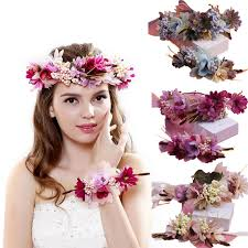 flower accessories aliexpress buy fast shipping women wedding hair accessories