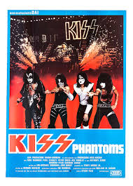 poster for kiss meets the phantom of the park 1978 usa wrong