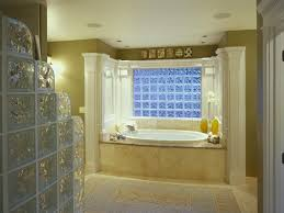 glass block designs for bathrooms vinyl framed custom glass block windows nationwide supply