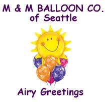 seattle balloon delivery seattle bellevue balloon delivery balloon decorations balloon