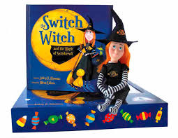 fall tradition halloween book toy the switch witch youtube