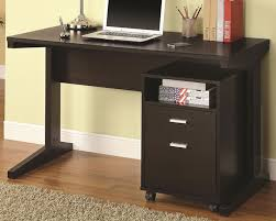 Desk With File Cabinet Home Office Furniture Chicago Desk With Rolling File Cabinet
