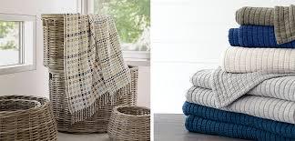 annie selke home décor pine cone hill decorative throw blankets