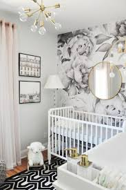 Wall Flower Decor by Best 10 Flower Nursery Ideas On Pinterest Baby Nursery