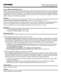 marketing resume summary of qualifications exle for resume resume sles marketing and sales copy marketing representative