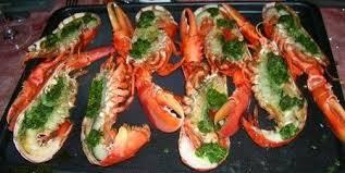 cuisiner le homard congelé entrees le de pastissadeceline com