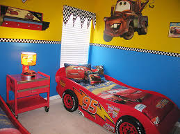 Disney Cars Themed Bedroom Disney Cars Bedroom Car Bedroom And Room - Boys car bedroom ideas