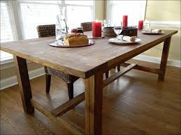 kitchen narrow dining table dining room table with leaf wood