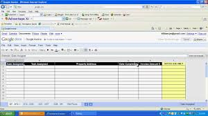how to use google invoice youtube
