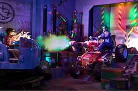 Fright Fest Six Flags Arlington Tx November 19 2015 Six Flags Great America