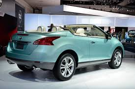 nissan montero convertible nissan murano crosscabriolet car and style