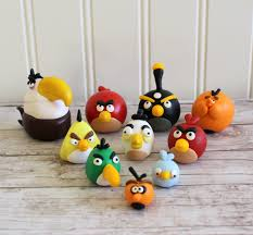 bird cake topper crafty with a side of angry birds cake toppers
