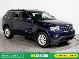jeep grand bluetooth used 2015 jeep grand laredo 4wd auto a c mags bluetooth