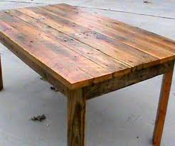How To Build A Sofa Table by Pallet Furniture
