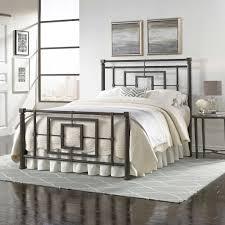 sheridan metal queen bed