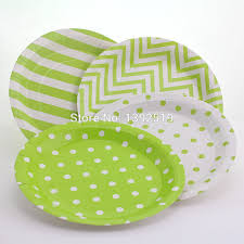 paper plates free shipping 120pcs disposable paper plates yellow birthday
