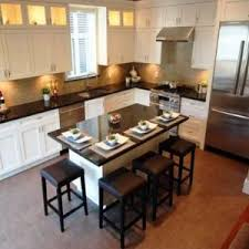small l shaped kitchen with island best small l shaped kitchen designs ideas room pertaining to