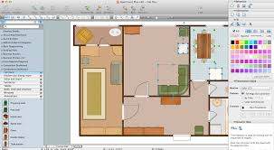 Floor Plan Of A Living Room Flat Design Floor Plan How To Draw A Flat Organizational Chart