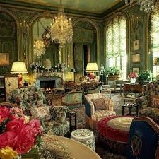Victorian Living Room by Awesome Victorian Style Furniture In Large Living Room With