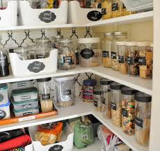 kitchen pantry organization ideas pantry organization ideas pictures in lummy those glass canisters