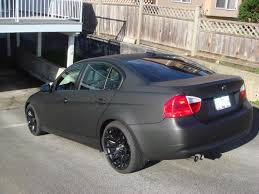 matte black bmw 320i on matte images tractor service and repair