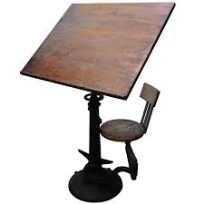 Drafting Table Furniture 26 Best Vintage Drafting Tables Images On Pinterest Drafting