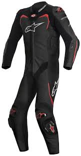 motorcycle protective gear alpinestars gp pro leather race suit for tech air race revzilla