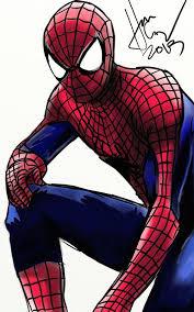 spiderman quick draw hanzolebot deviantart
