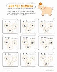 the 25 best kindergarten addition worksheets ideas on pinterest