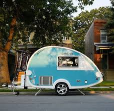 vintage trailers for camping in style apartment therapy