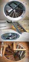 model staircase spiral staircase wine cellar eye catching under