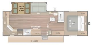 house plan 5th wheel floor autumn ridge outfitter 275rks starcraft