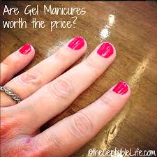 gel manicure worth the cost