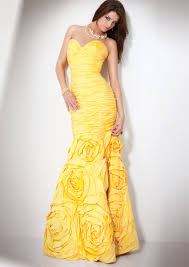 yellow wedding dress yellow floor length zipper wedding dress trendy mods