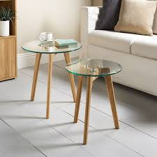 Coffee Table Set Aiden Table Set 2pc Furniture Living Room B M
