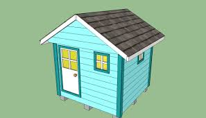 shed playhouse plans wooden playhouse plans howtospecialist how to build step by