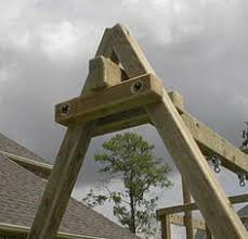 Backyard Swing Set Ideas by Build Your Own Swing Set With Paul U0027s Swing Set Plan Free Download