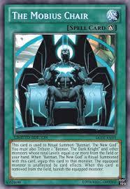 Mobius Chair The Dark Knight Returns Batman Cards Casual Multiples Yugioh