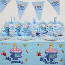 1st birthday boy themes birthday party decoration ideas for baby boy image inspiration