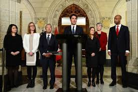 How Many Cabinet Positions Are There Trudeau U0027s 2017 Cabinet Read The Full List Of Who U0027s In Who U0027s Out
