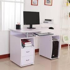 bureau informatique avec rangement meuble pour ordinateur mobilier de bureau haut de gamme