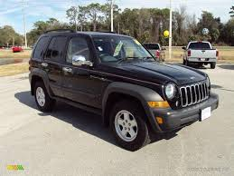2006 jeep liberty black image 270
