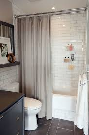 Finally A Nice Simple Design For An  X  Bathroom The Size Many - Modern subway tile bathroom designs