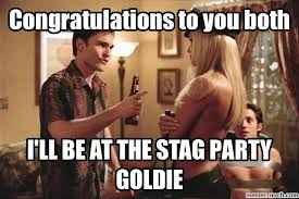 Stag Party Meme - party