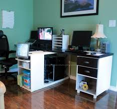 Small Home Office Desk Ideas Interior Home Office Computer Desks Designing Small Space