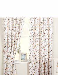 Lined Curtains Leaf Trail Lined Curtains By Rectella Home Textiles