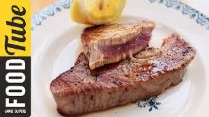 how to cook tuna steak jamie oliver
