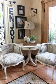 french provincial chair makeover confessions of a serial do it