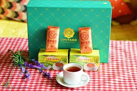 Teh Upet paket teh upet 2 box teh celup isi 25 dan 2 pack teh bubuk 35gr