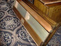 Globe Wernicke Bookcase 299 Globe Wernicke Drop Front Desk With Legs Quarter Sawn Oak Globe